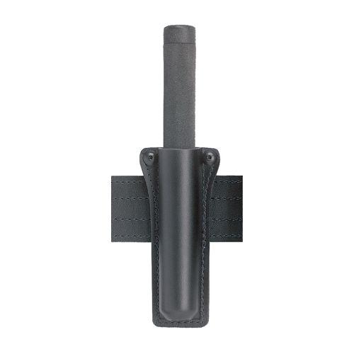 """Safariland Safariland Model 35 Baton Holder for Belt, Black, Belt Loop: Size 26"""" Plain*"""