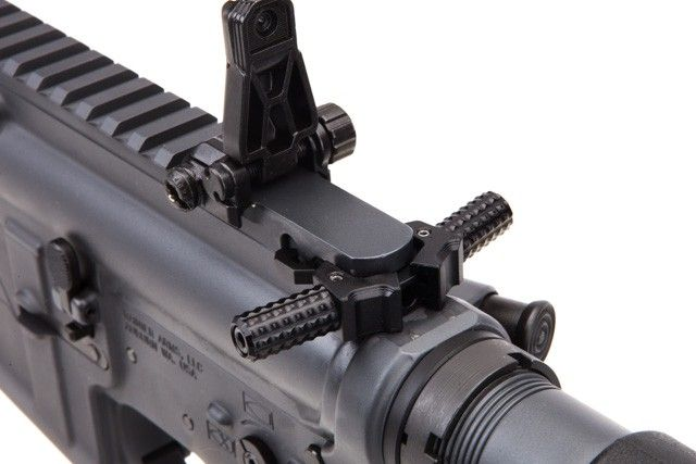Rainier Arms Rainier Arms Avalanche MOD2 AR-15 Charging Handle - Black Knurled