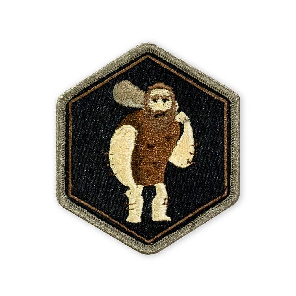 Prometheus Design Werx PDW Caveman Bushcraft: Basic Tool Making LTD ED Morale Patch