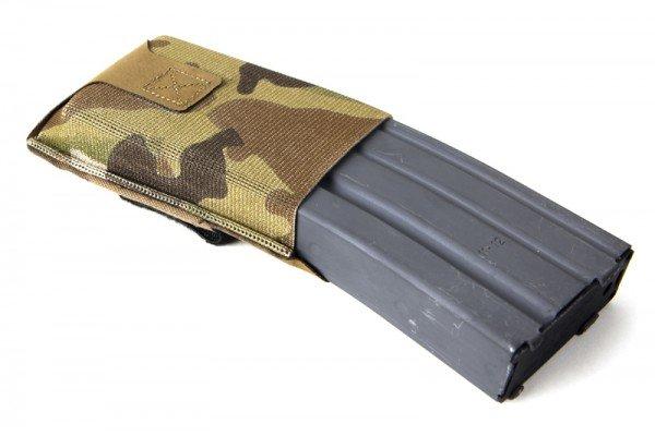 Blue Force Gear Blue Force Gear Belt-Mounted Ten Speed Single Mag Pouch M4, Hi Mount