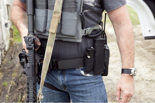Blue Force Gear Blue Force Gear Belt-Mounted Ten Speed Single Mag Pouch M4, Lo Mount