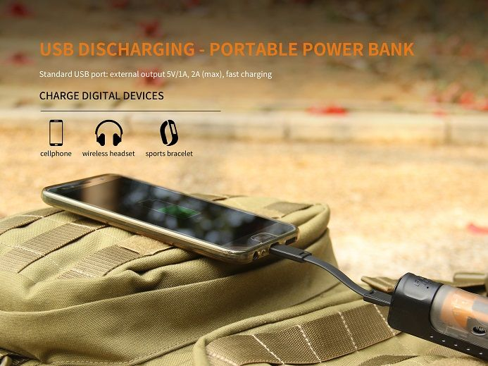 Fenix Fenix ARE-X11 Charging Kit