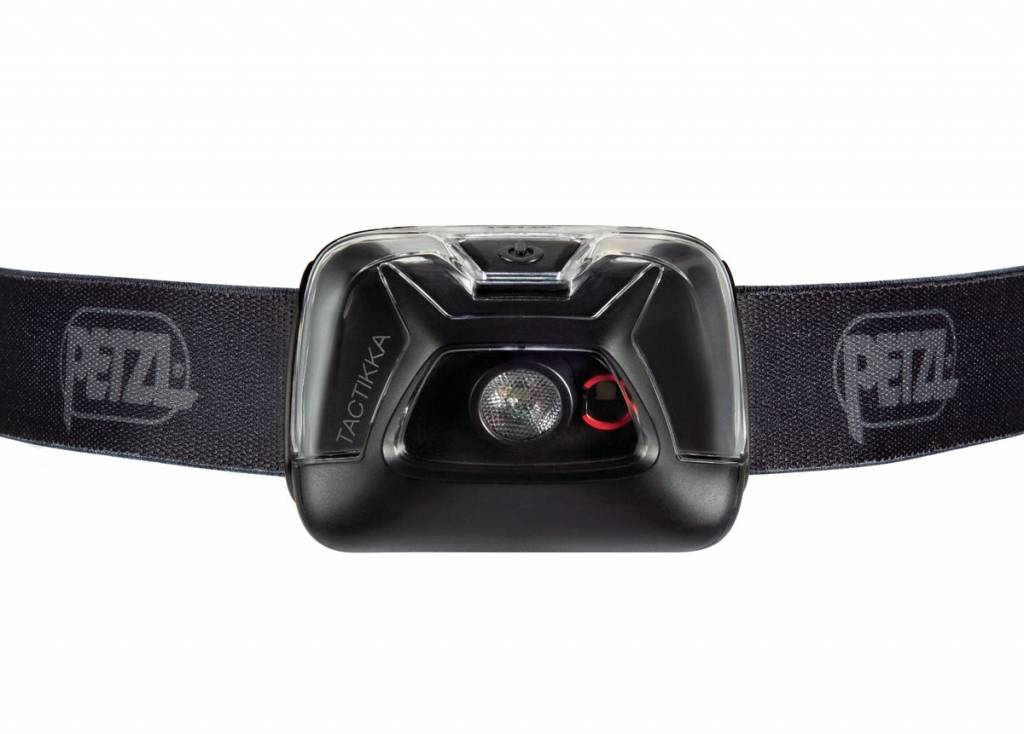 Petzl Petzl TACTIKKA Headlamp with Red Light, Black