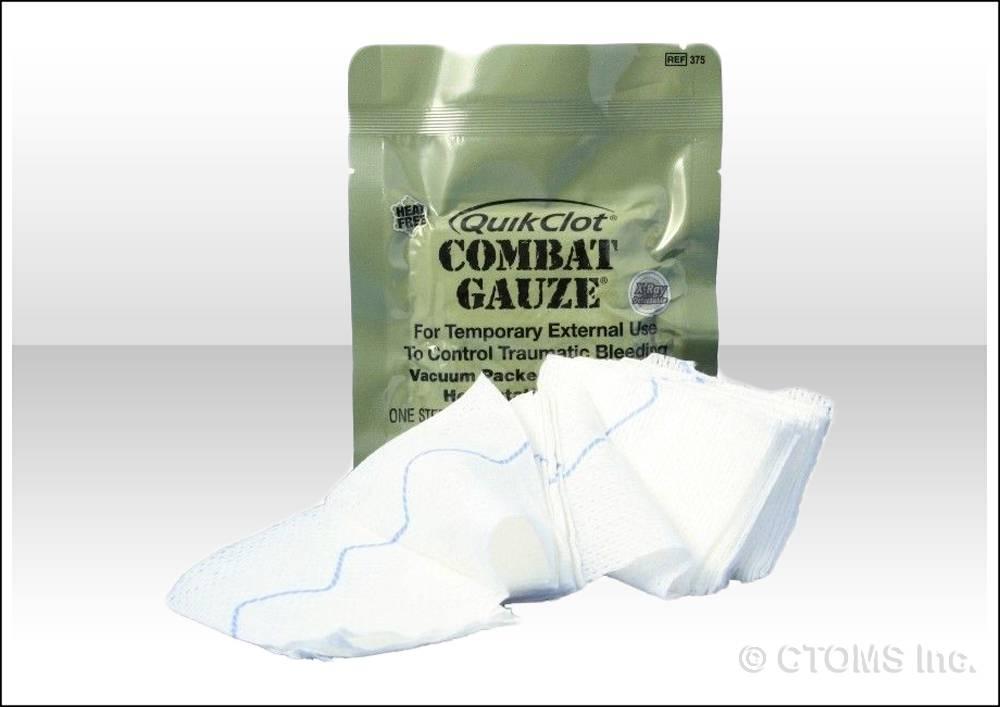 QuikClot QuikClot Combat Gauze Z-Fold