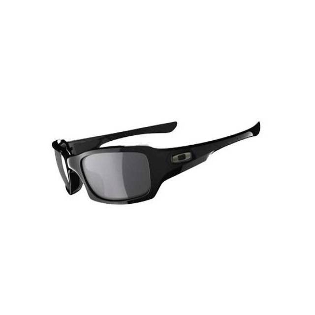 d462a0c10b Fives Squared Polished Black With Black Iridium Polarized - DS Tactical