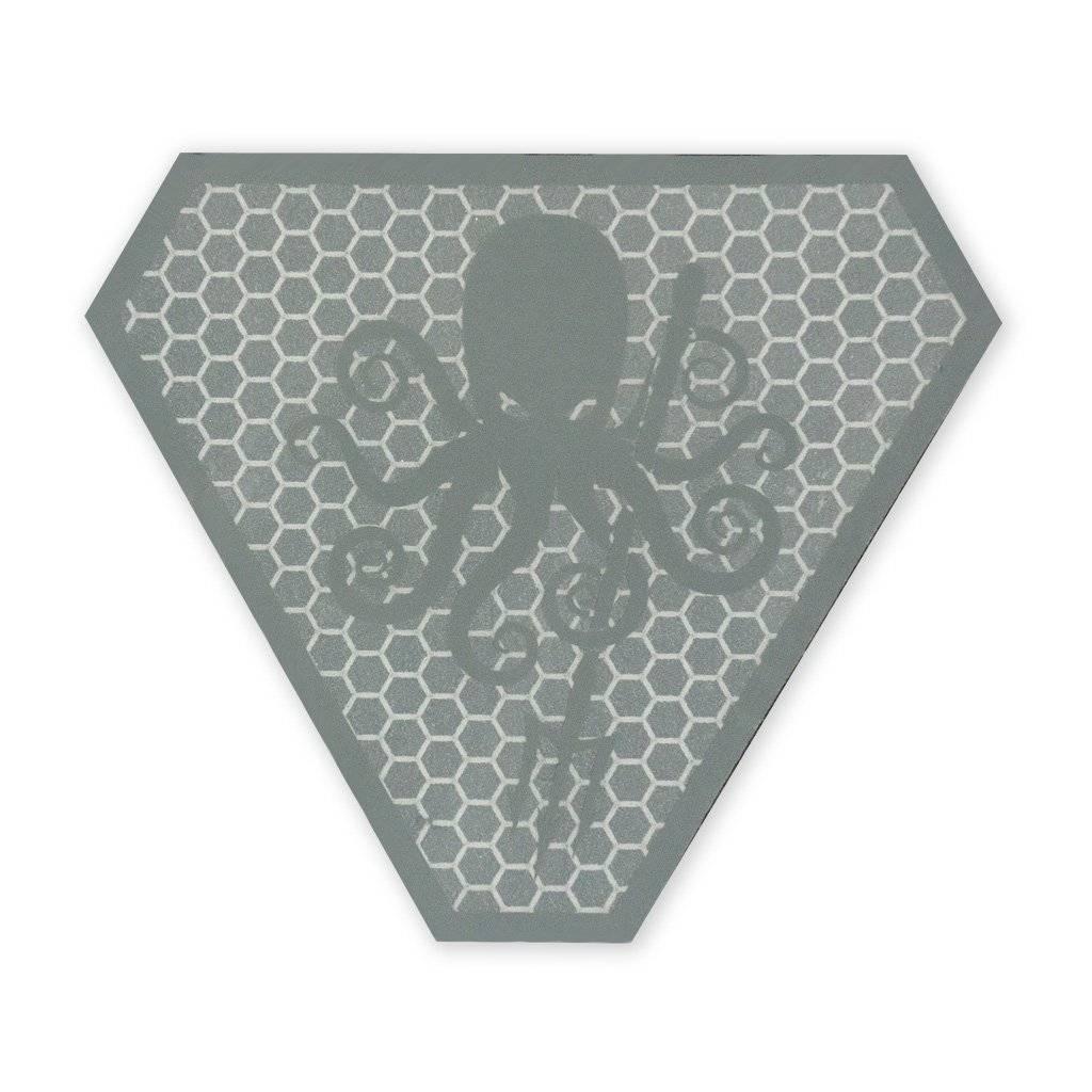 Prometheus Design Werx Prometheus Design Werx SPD Kraken 2018 SOLAS Morale Patch - Gray