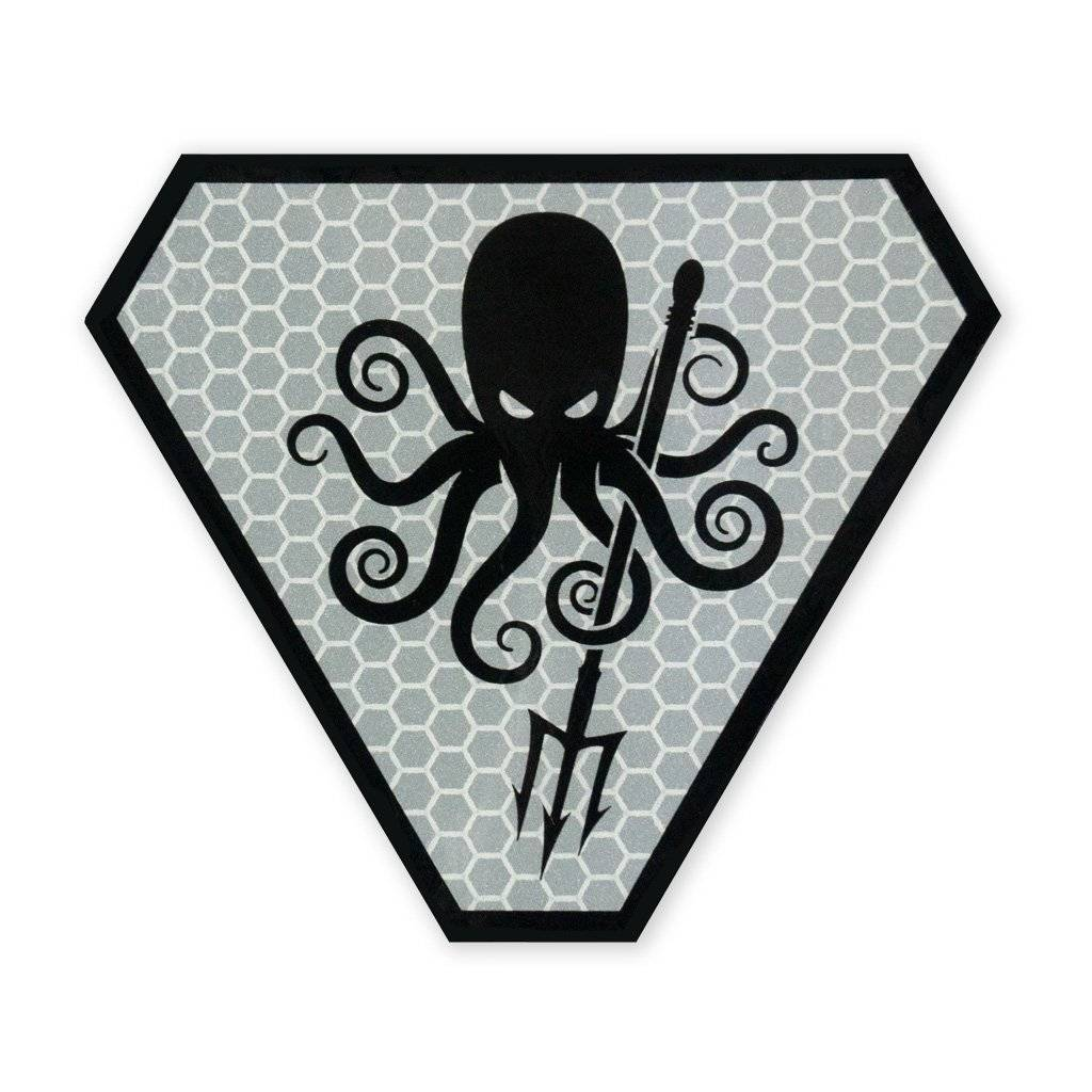 Prometheus Design Werx Prometheus Design Werx SPD Kraken 2018 SOLAS Morale Patch - Black