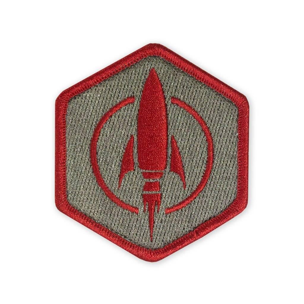 Prometheus Design Werx Prometheus Design Werx PDW Rocket Badge v2 LTD ED Morale Patch