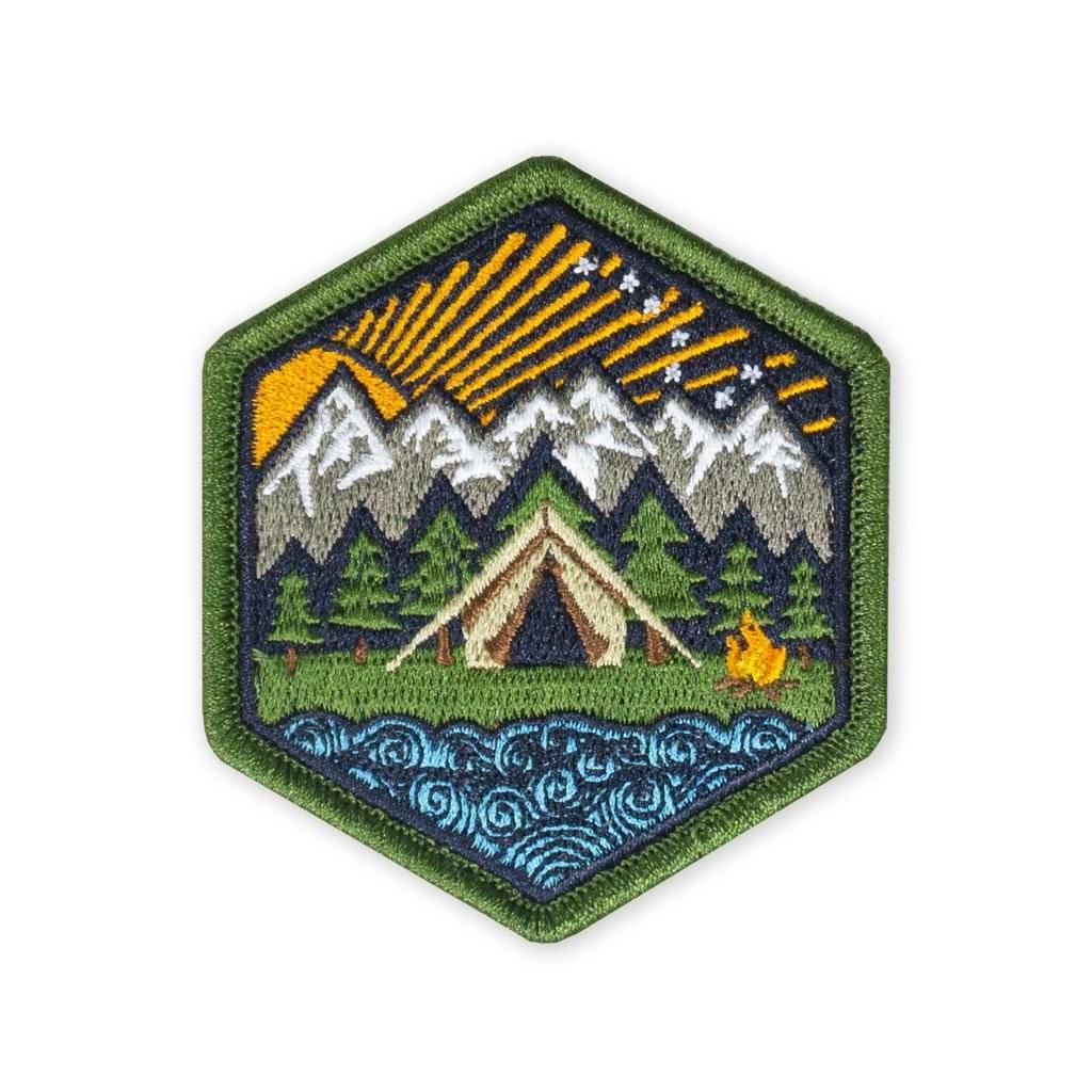 Prometheus Design Werx Prometheus Design Werx PDW All Terrain Campsite Morale Patch