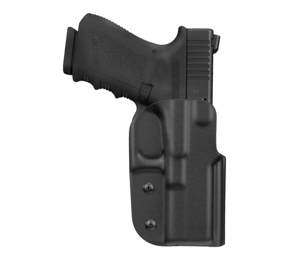 Blade-Tech Blade-Tech Combo Mag Pouch* w/ Paddle - Glock 17/22/31 & SF G2, Right Hand, Black