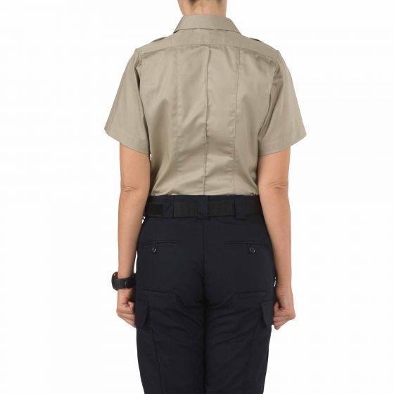 5.11 Tactical 5.11 Tactical Women's Twill PDU Class-B Short Sleeve Shirt