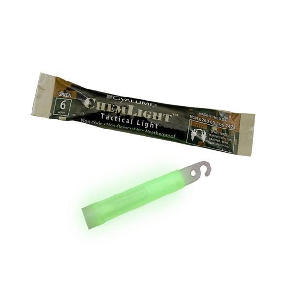 Cyalume Technologies Cyalume Technologies 4 Inch ChemLight Tactical Light Stick