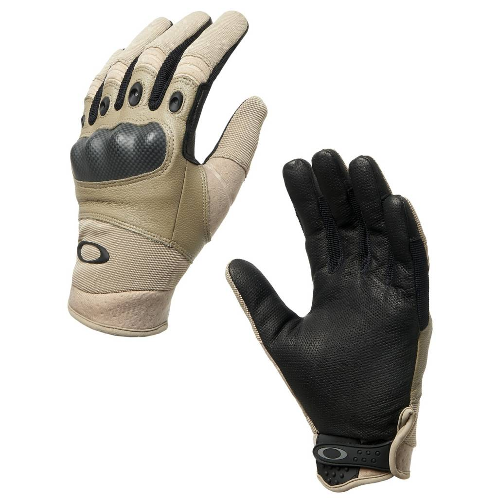 Oakley Oakley Factory Pilot Glove with Leather