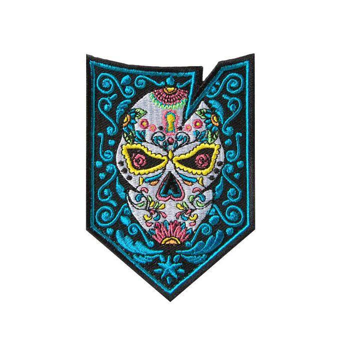ITS Tactical ITS Day of the Dead Morale Patch (2017)