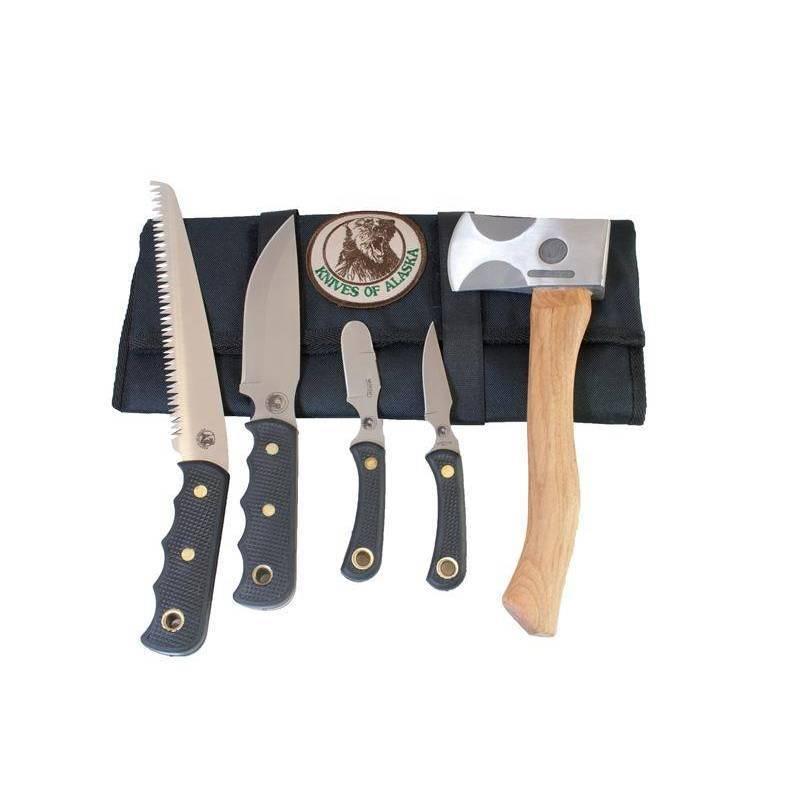 Knives of Alaska Knives of Alaska Super Pro-Pack W/ Wood Saw*