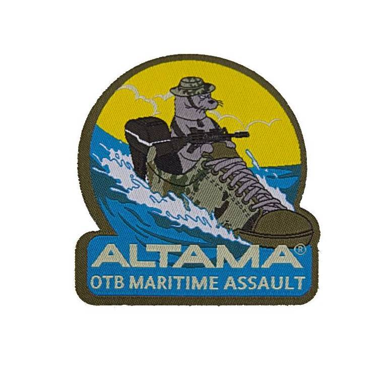 Altama Altama Seal Patch - Full Colour