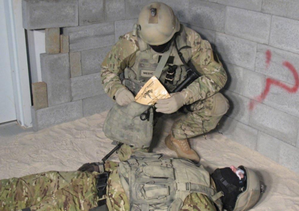 """Tactical Medical Solutions Tactical Medical Solutions Olaes® Modular Bandage 4"""", (Flat)"""