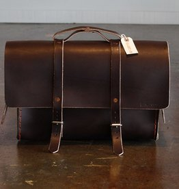 Leather Satchel by Colsen Keane