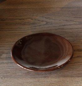 """R Wood Studio R. Wood Studio Dessert/Salad Plate 8"""""""