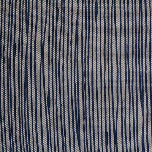 steve mckenzie's Pinstripe Print Fabric Flax Background