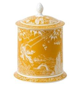 Royal Crown Derby Royal Crown Derby Mikado Cantaloupe Storage Jar 35oz