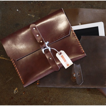 iPad Sheath w/ Buckle