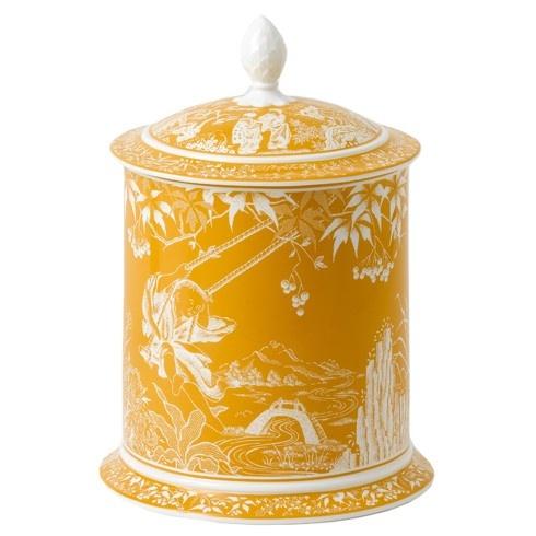 Royal Crown Derby Royal Crown Derby Mikado Cantaloupe Storage Jar 50 oz.