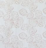 steve mckenzie's Blush Mini Rose on Cotton Sateen