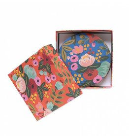 Rifle Paper Co Floral Coaster Set/8