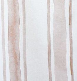 steve mckenzie's Blush French Stripe on Cotton Sateen