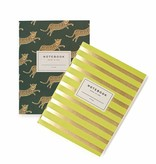 Rifle Paper Co Pair of 2 Safari Pocket Notebooks