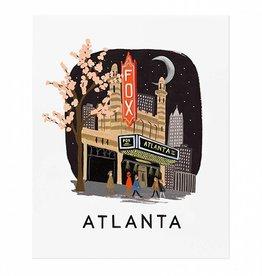 """Rifle Paper Co Atlanta Print 11x14"""""""