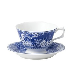 Royal Crown Derby Royal Crown Derby Mikado Blue Breakfast Cup