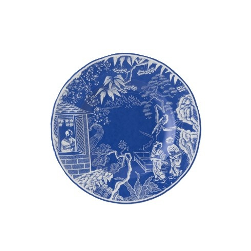 Royal Crown Derby Royal Crown Derby Mikado Blue Bread & Butter Plate