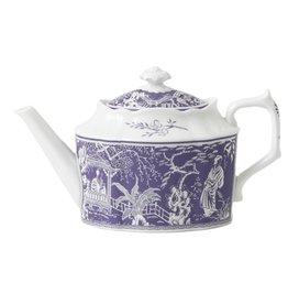 Royal Crown Derby Royal Crown Derby Mikado Lavender Teapot Small 30 oz.