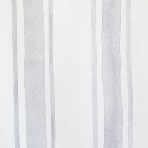 steve mckenzie's Sky French Stripe on Cotton Sateen