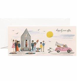 Rifle Paper Co Wedding Send Off No. 10 Card Blank Inside