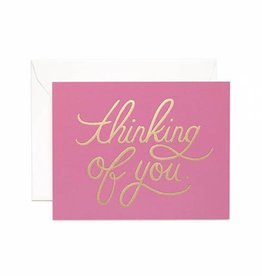 Rifle Paper Co Thinking of You card