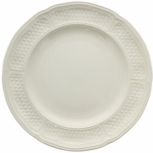 Gien Gien Pont Aux Choux White Dessert Plate