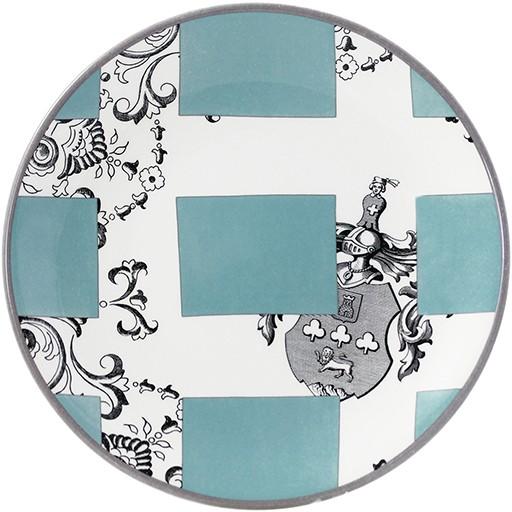 Gien Allure Appetizer Plate Bleu