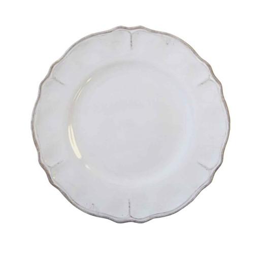 Le Cadeaux Rustica Antique White Melamine 11\  Dinner Plate  sc 1 st  Steve McKenzie\u0027s & Le Cadeaux Rustica Antique White Melamine 11\