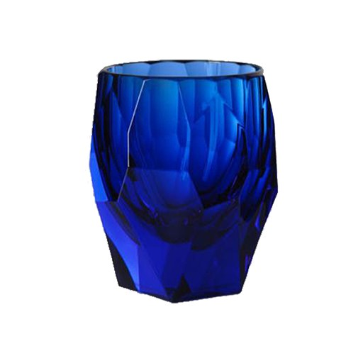 Acrylic Glassware Acrylic Milly Tumbler Blue