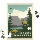 True South Puzzle Rocky Mountain National Park Puzzle