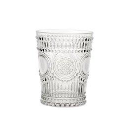 Acrylic Glassware Arabesque Clear Water Acrylic Glass 11.5 oz
