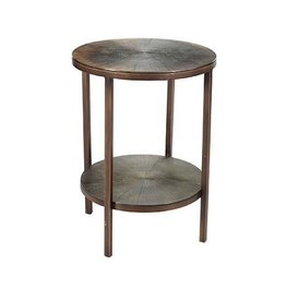 Selamat Two Tier Side Table