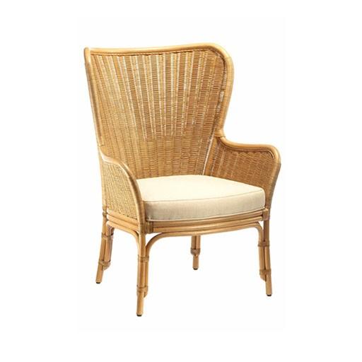 Selamat Sheridan Arm Chair - Nutmeg<br />(Clove, White, Ant. Red)