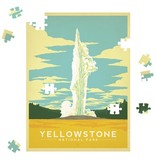 True South Puzzle Yellowstone National Park Puzzle