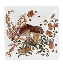 Gien Gien Chanterelle Lg Sq Candy Tray