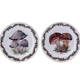Gien Chanterelle Coasters Set/2