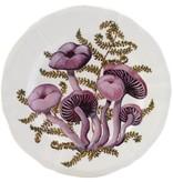 Gien Chanterelle Appetizer Plate Laccaires